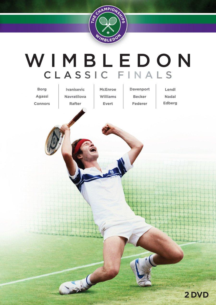 Amazon.com: Wimbledon [Tenis] Classic Finals DVD: Movies & TV