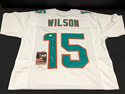 hot sale online bee20 14217 Albert Wilson Miami Dolphins Autographed Signed Custom ...