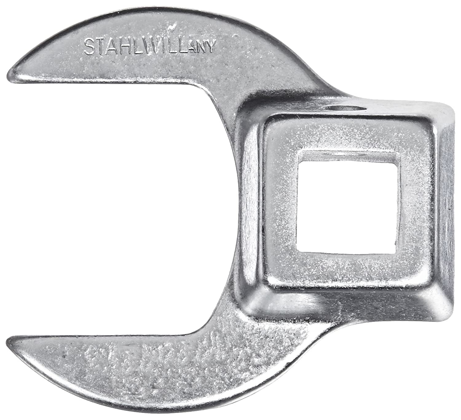 Silver Stahlwille STW54013 3//8-Inch Drive 13 mm Crow Foot Spanner