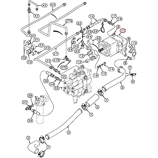 1845c Parts List