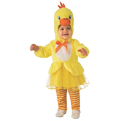 Rubie's Costume Little Duck Girls Infant Tutu Costume: Toys & Games
