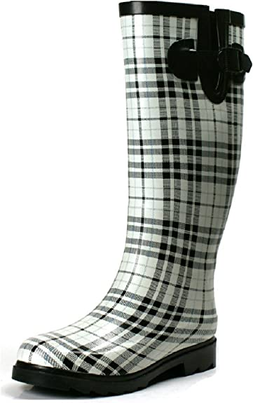 Lined Rain Boots