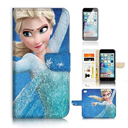 coque iphone 8 plus la reine des neiges