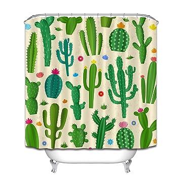 Amazon.com: LB dibujos animados Cactus Prickly plantas ...