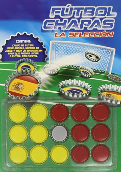 Cayro - Chapas, Juego de puntería (519): Amazon.es: Juguetes y juegos