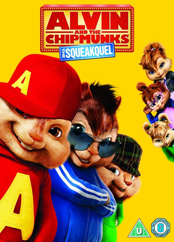 squeakquel Alvin and chipmunks