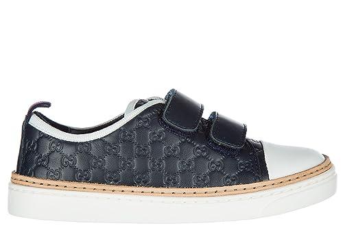 schön und charmant Vereinigte Staaten online Gucci Babyschuhe Sneakers Kinder Baby Schuhe Turnschuhe Leder ...