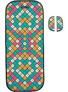 Trisyton Tris /& Ton conjunto colchoneta silla paseo empu/ñadura funda protector manillar Estrellas R protector arneses