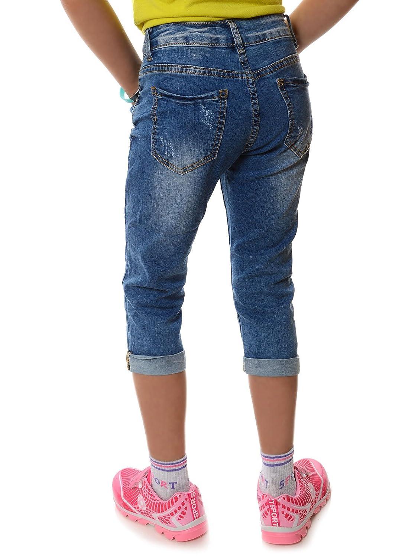 e1bde594023d5d BEZLIT BEZLIT Mädchen Jeans Shorts Kurze 3 4 Hose 22141 Shorts  Amazon.de   Bekleidung