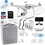 DJI Phantom 4 PRO+ Plus Quadcopter Ultimate Bundle Kit