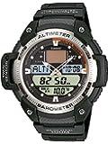 Casio Orologio da Uomo Analogico/Digitale al Quarzo con Cinturino in Resina – SGW-400H