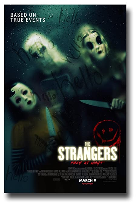 Image result for the strangers poster