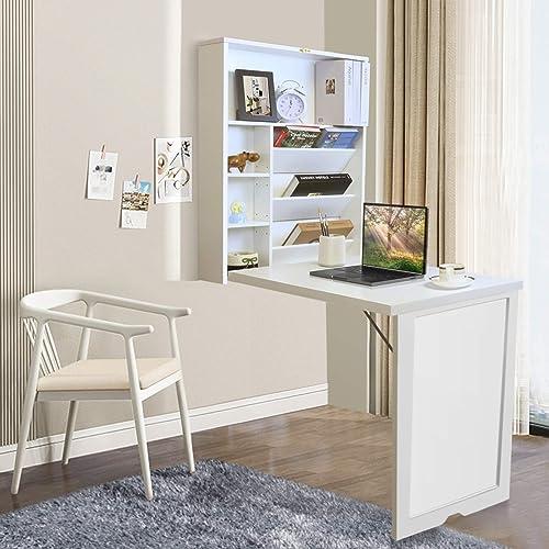 YAKEY Wall Desk - the best modern office desk for the money