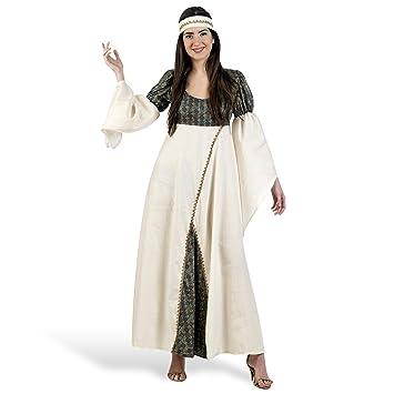Limit Sport - Disfraz medieval Estela, para adultos, talla M ...