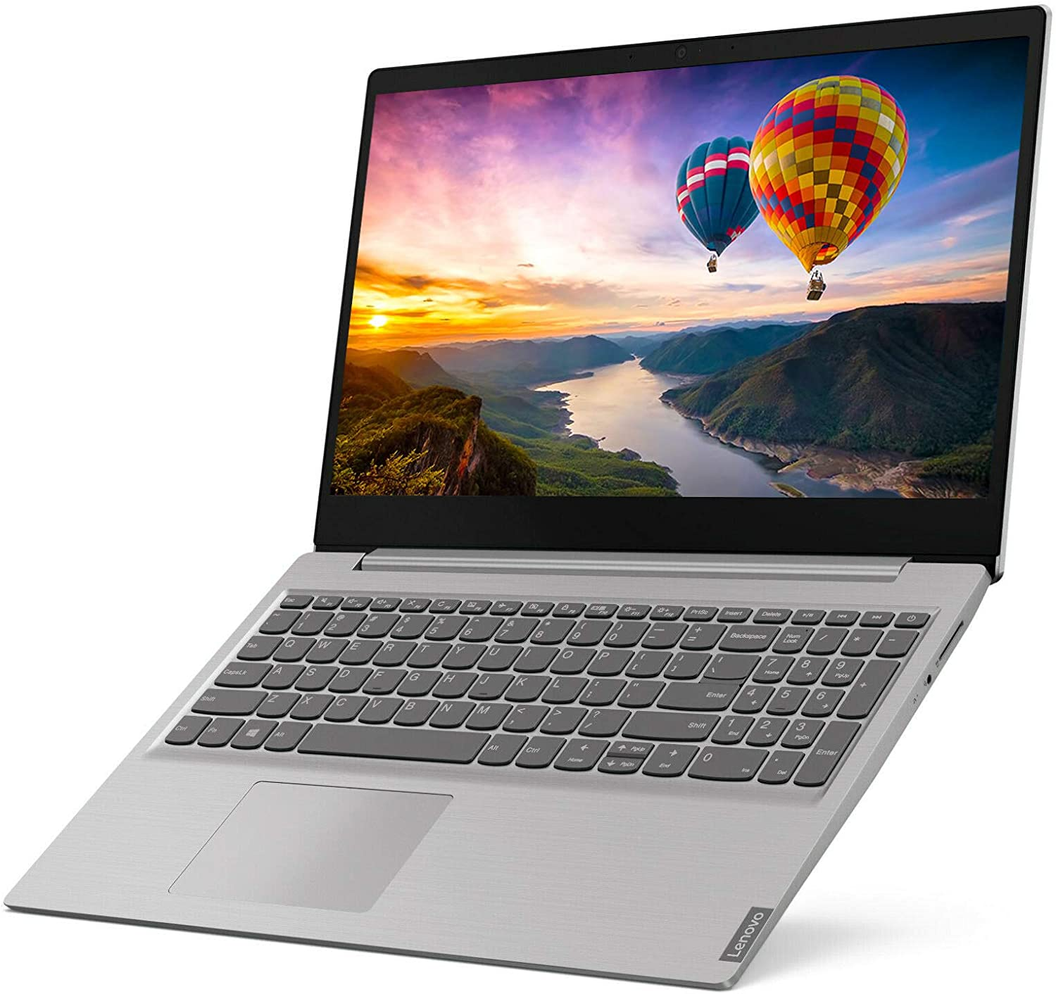 "Flagship Lenovo IdeaPad S145 15.6"" HD Sleek&Light Laptop PC, Anti-Glare Narrow Bezel Screen, Intel 2-Core 4205U 1.8GHz 8GB RAM 128GB PCIe SSD + 1TB HDD WiFi+BT Webcam HDMI Dolby Audio Win 10"