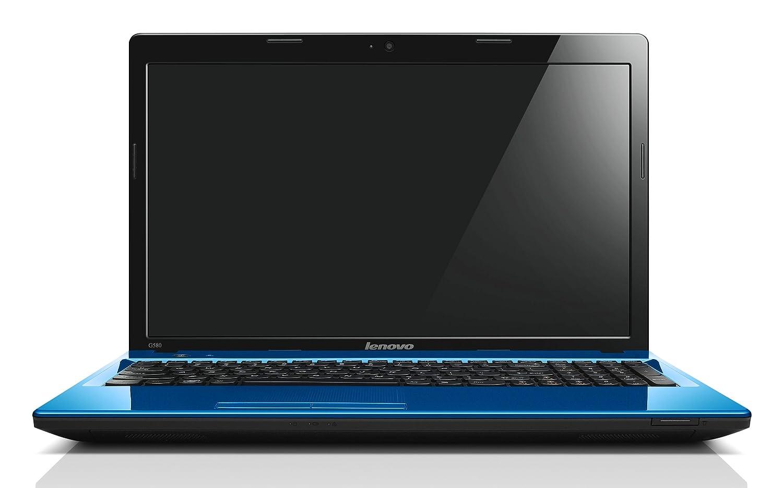 Lenovo G580 15 6-inch Laptop (Blue) - (Intel Celeron B830 1 8GHz Processor,  6GB RAM, 1TB HDD, DVDRW, LAN, WLAN, BT, Webcam, Integrated Graphics,