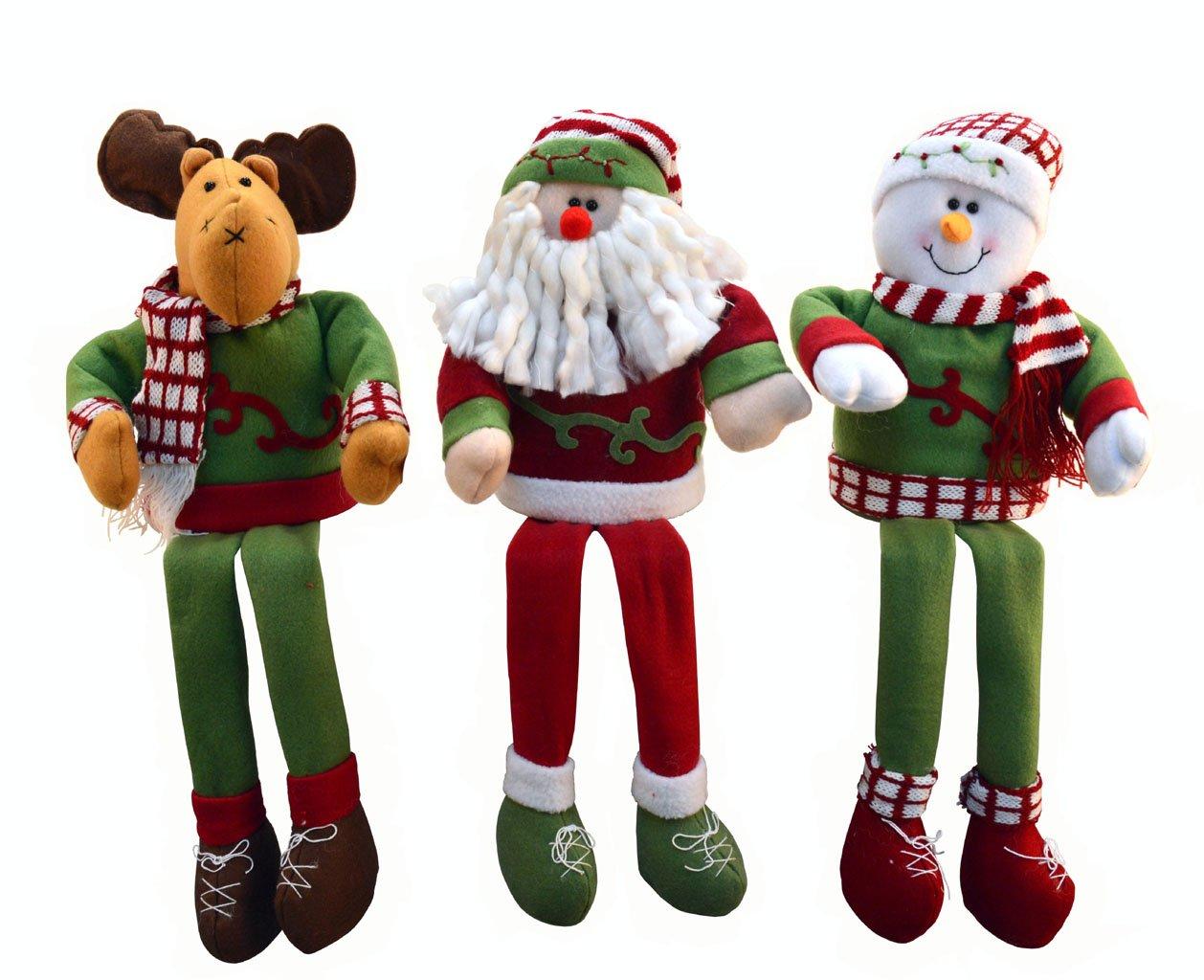 Set de tres muñecos musicales - BicocaWeb
