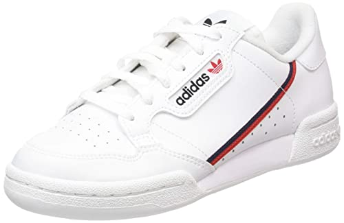 huge selection of 1440b ebc25 adidas Unisex-Kinder Continental 80 J Sneaker