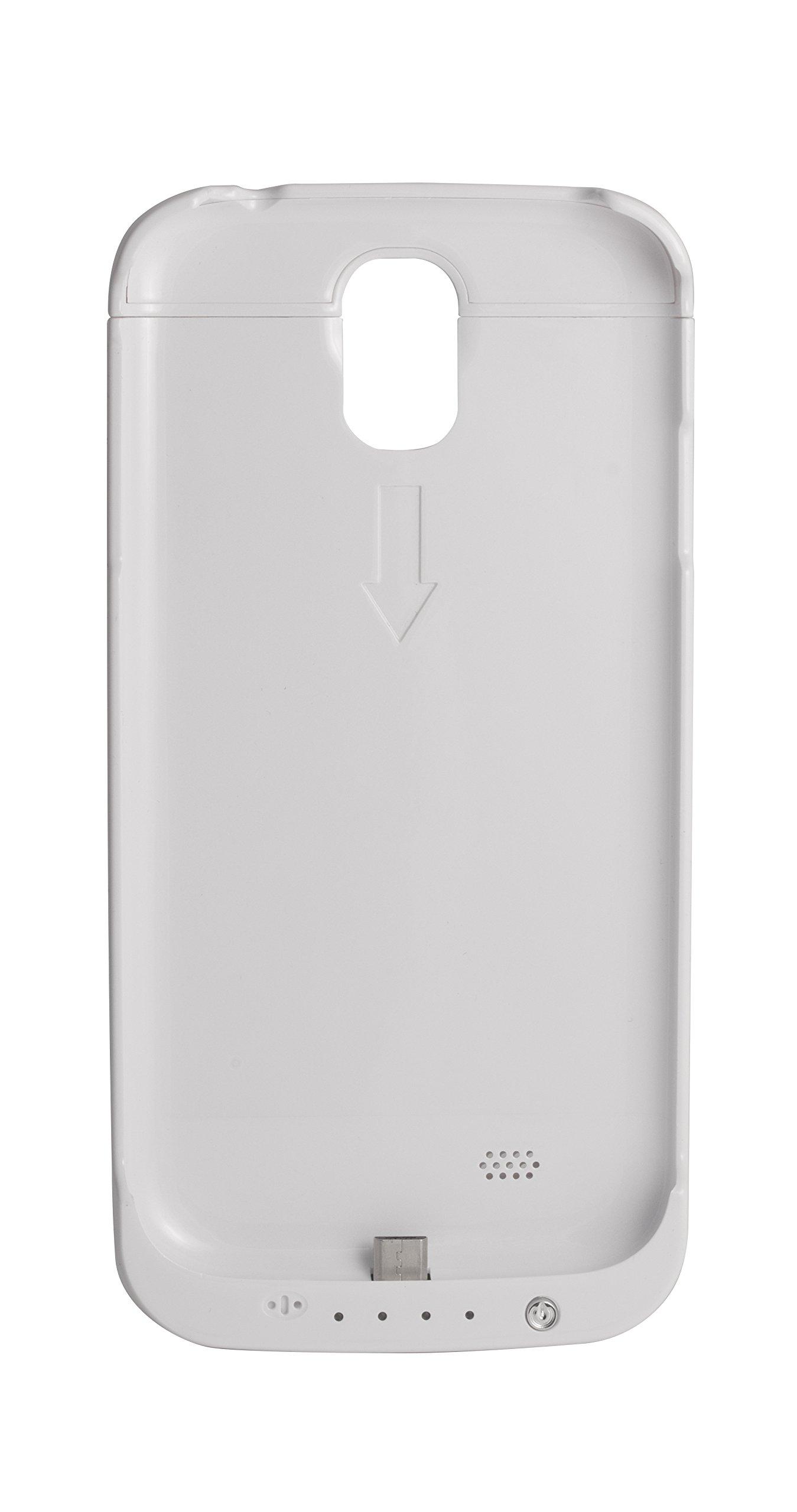 Funda Con Bateria De 2500mah Para Samsung Galaxy S4 At&t [0lxfudps]