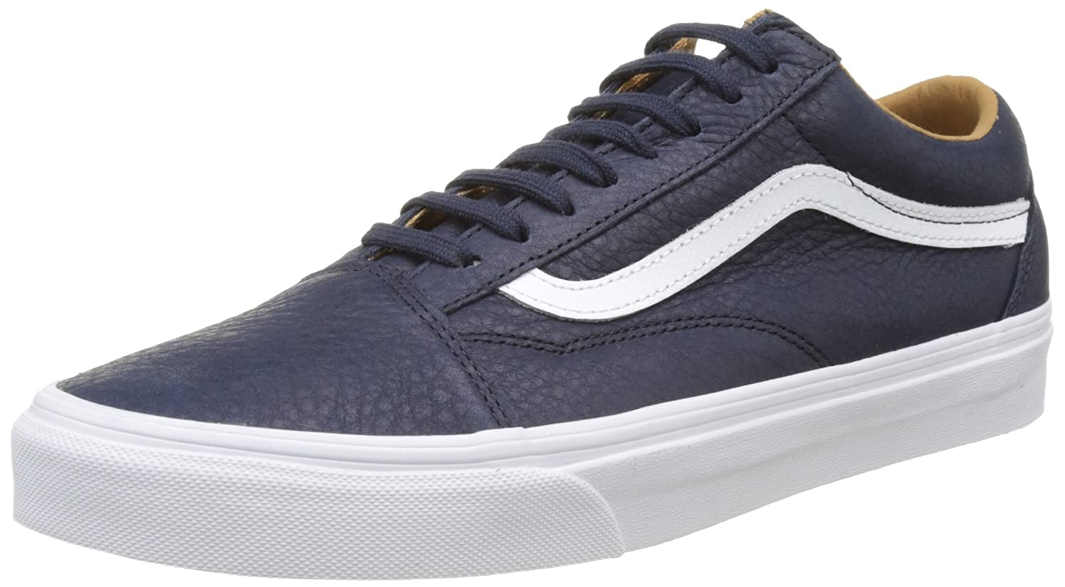 93646fbecea9a8 Vans Men s Ua Old Skool Low-Top Sneakers  Amazon.co.uk  Shoes   Bags