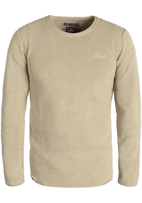 Khujo Men鈥瞫 Sweater Parsley 2103KN163-R04