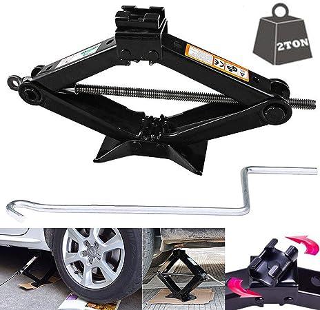 TPDL Trolley Jack//Scissor Jack//Car jack with Wrench 2.0Ton
