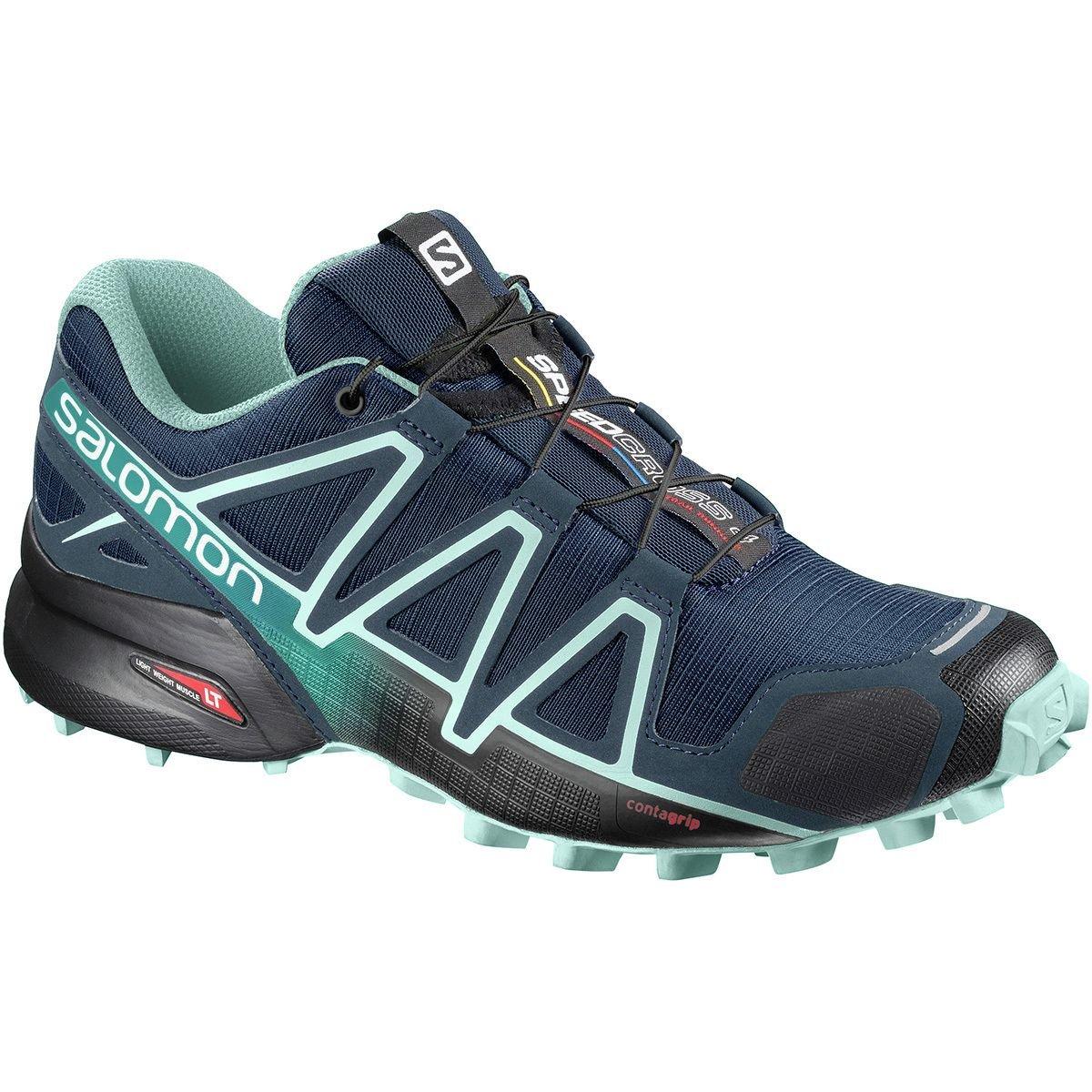 安い購入 [サロモン] レディース ランニング Speedcross 4 Trail 4 Running Shoe Speedcross レディース [並行輸入品] B07FND728H US-9.0/UK-7.5, イワキボード:7391c897 --- kuoying.net