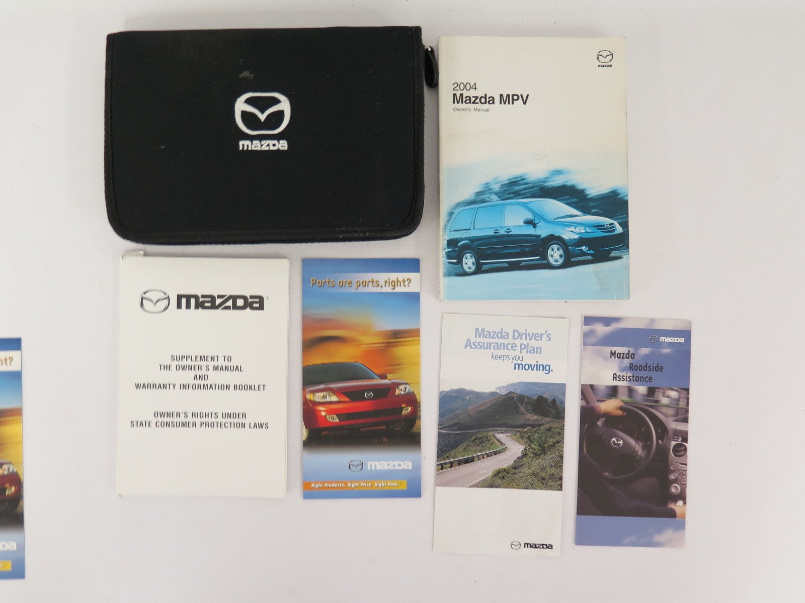 Mazda Mpv Owners Manual 2004 2006 Wiring Diagram 97 Buick Lesabre Engine