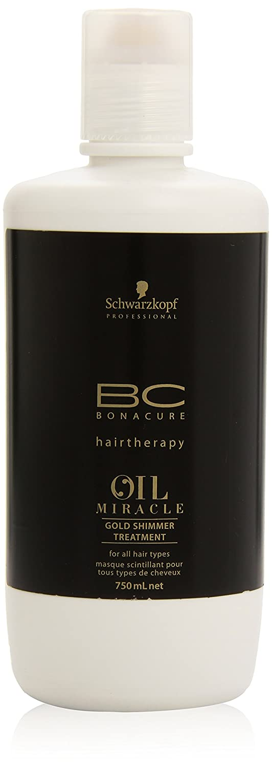 Schwarzkopf BC Oil Miracle Gold Shimmer Treatment (For All Hair Types) 750ml/25oz
