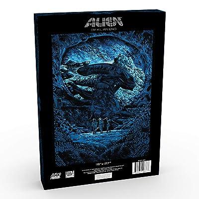 Alien 1000 Piece Puzzle: Toys & Games