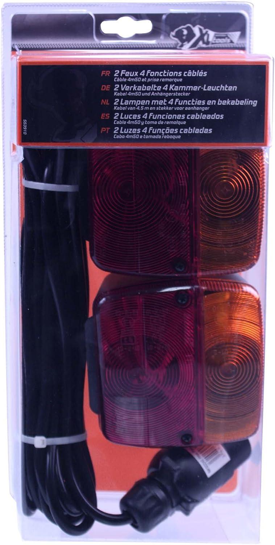 XL Perform Tool 553910 Trailer Light Wiring kit