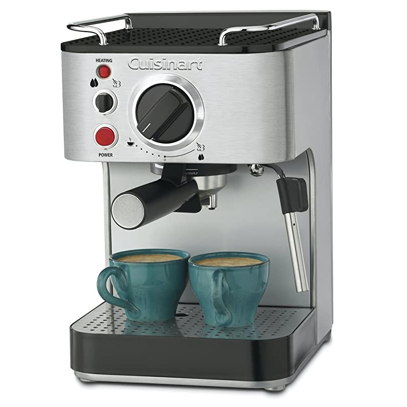 Cuisinart EM-100C Espresso Maker: Amazon.ca: Home & Kitchen