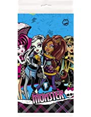"""Monster High Plastic Tablecloth, 84"""" x 54"""""""