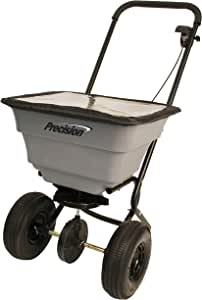 Precision SB4000PRCMG Broadcast Spreader with 10-Inch, 75-Pound