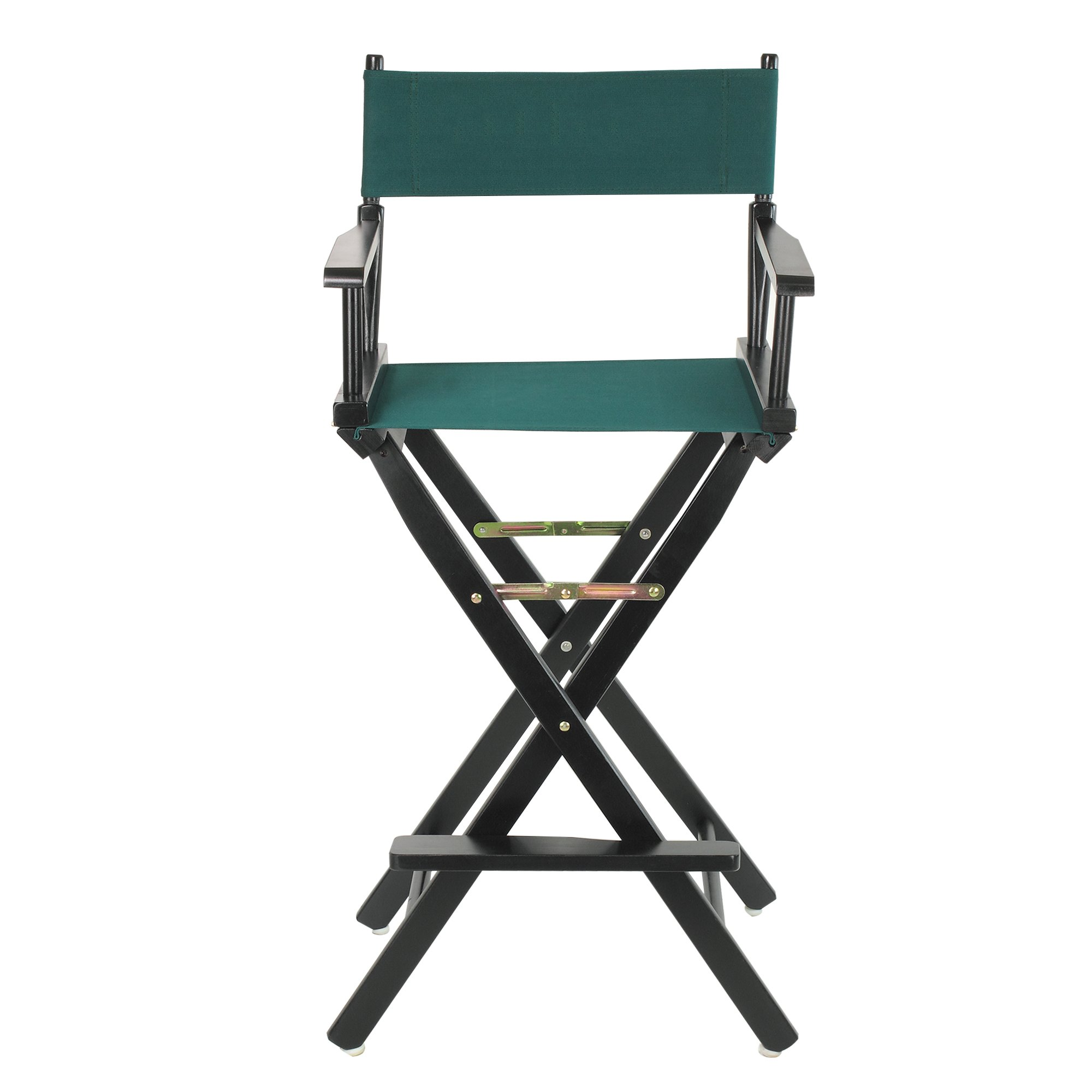Casual Home 30-Inch Director Chair, Black Frame by Casual Home