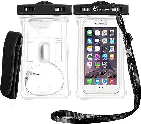 custodia galleggiante iphone 6