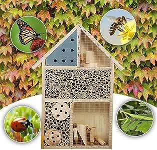 chifans - Caja de Madera para Insectos, diseño de casita de Abejas ...