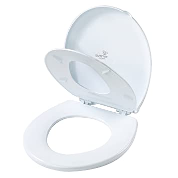 2 In One Toilet Seat. Summer Infant 2 in 1 Toilet Trainer  Round Amazon com Baby