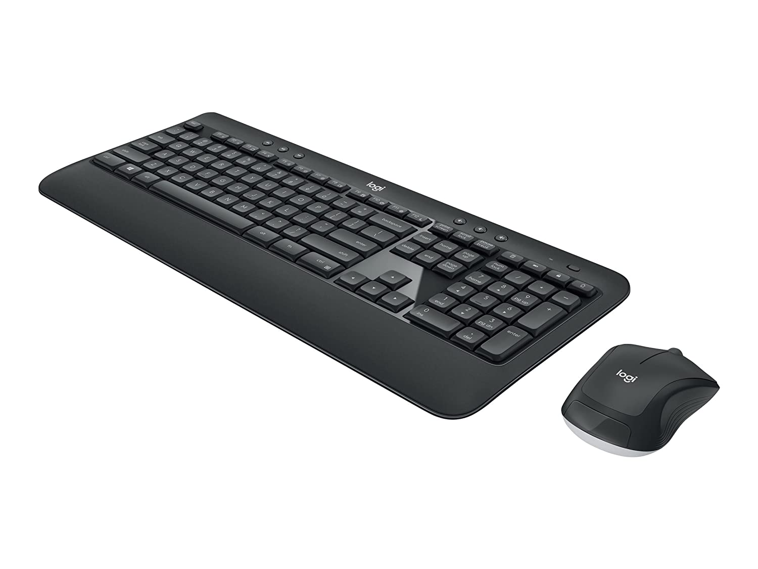 Logitech MK540 Wireless Keyboard Mouse Combo 920-008671