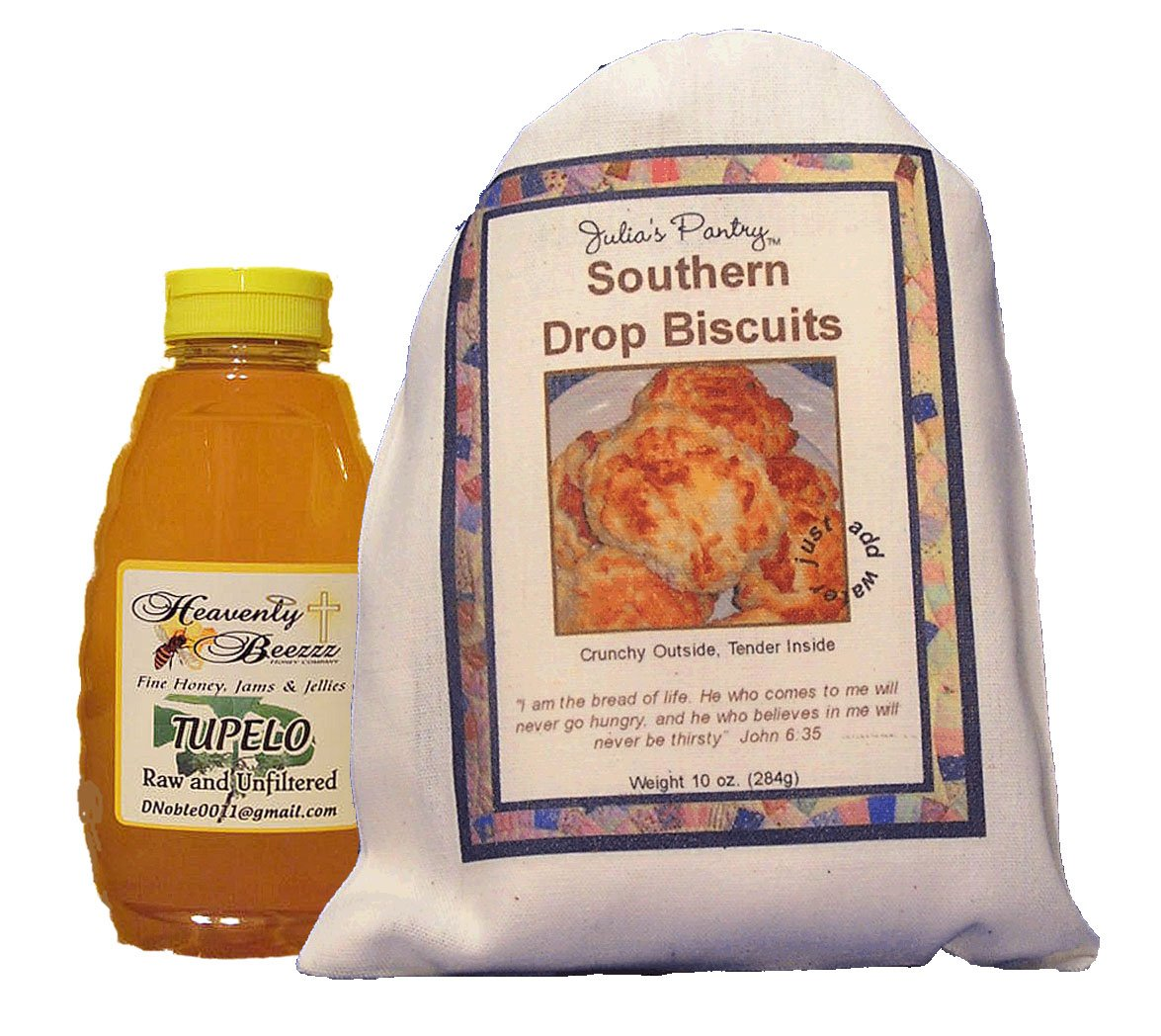 Southern Biscuit Mix and Tupelo Honey