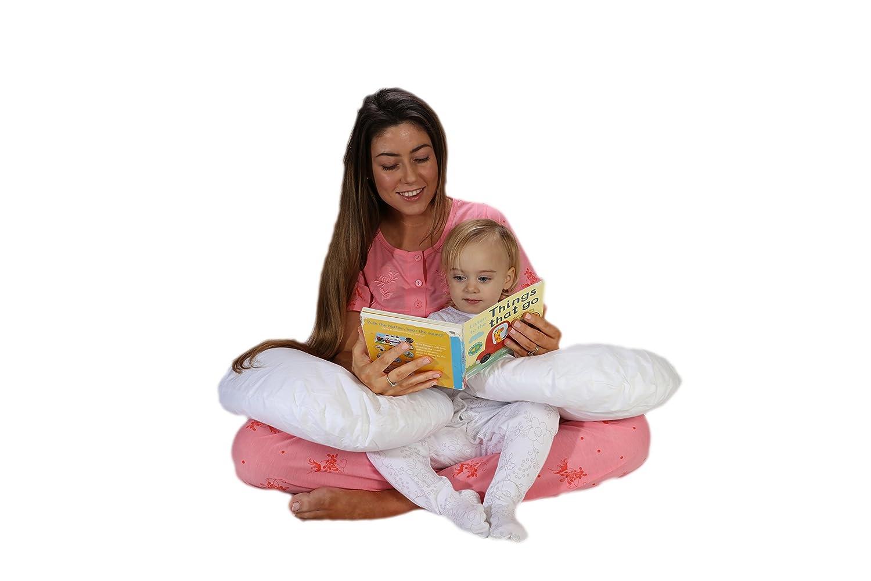 Sanggol Oreiller de maternité 3en 1, Blanc, Taille Unique H S Ann Ltd SG_MTPLBM