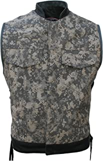 product image for HILLSIDE USA LEATHER INC. Digital CAMO Club Cut (Cordura - Military Grade Fabric)