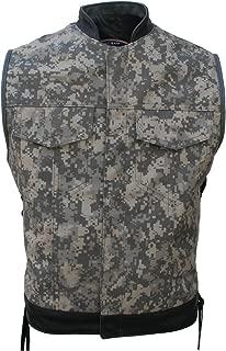 product image for HILLSIDE USA LEATHER INC. Digital CAMO Club Cut (Cordura - Military Grade Fabric)