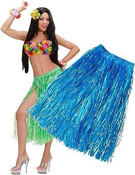 NET TOYS Una Falda Hawaiana de Rafia para Carnaval 0: Amazon.es ...