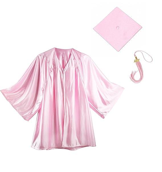 Amazon.com: Derhom Kindergarten Graduation Gown Cap Tassel Set: Clothing