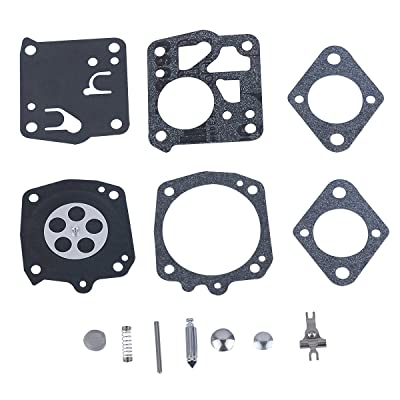 Savior Carburetor Carb Repair Kit for Tillotson RK-21HS Stihl 041 045 051 056 041AVS 041AVQ TS510 TS760 Chainsaw: Automotive