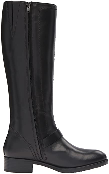 Geox Women's D Felicity ABX B Combat Boots