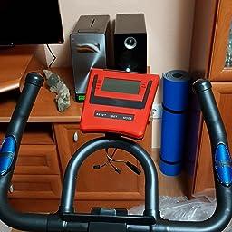 Amazon.es:Opiniones de clientes: Maketec Bicicleta Spinning ...