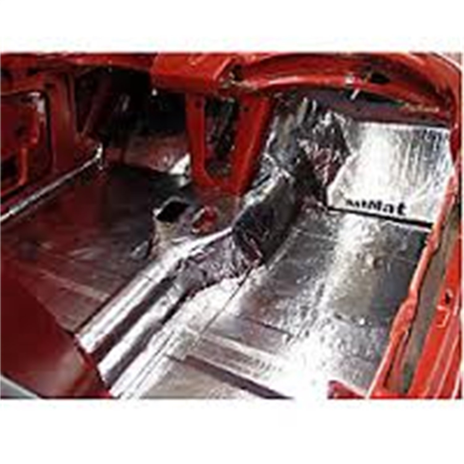HushMat 621672 Sound and Thermal Insulation Kit 1967-69 Camaro Firewall