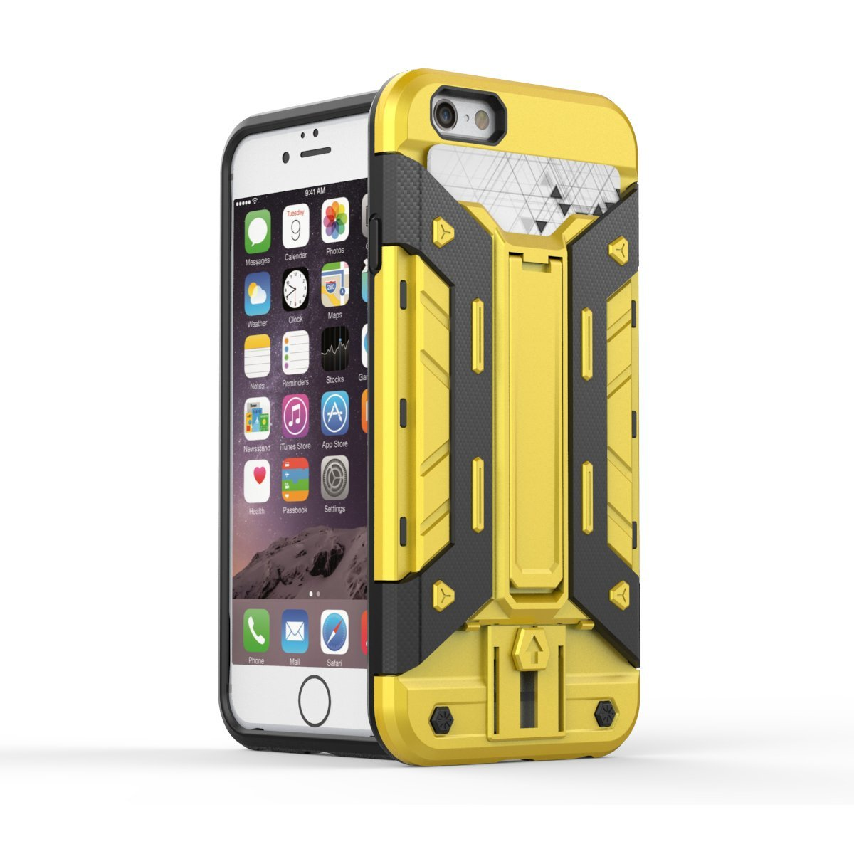 Amazon com: AICEDA Apple iPhone 6 Case - Boys Shell Shell